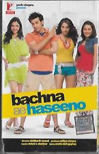 BACHNA AE HASEENO  - NEW BOLLYWOOD SOUNDTRACK AUDIO CASSETTE