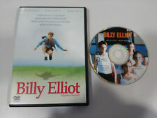 BILLY ELLIOT DVD STEPHEN DALDRY JULIE WALTERS ESPAÑOL ENGLISH  FRANCAIS ITALIAN0