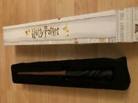 Wizarding World Harry Potter Wand Warner Brothers Black Brown J K Rowling