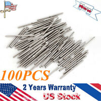 """100P T316 Stainless Steel Lag Stud Hand Swage for 1/8""""Cable Railing US shipping"""