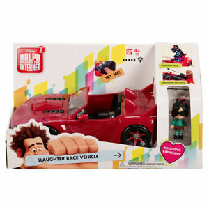 Wreck-It Ralph 2 Vehicle with Figure: Car sounds and Ejector Seat