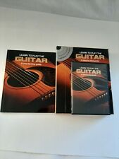 Learn To Play Guitar Step By Step Guide DVD And Book