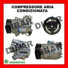 COMPRESSORE ARIA CONDIZIONATA A/C OPEL ASTRA J - MERIVA B 1.3 1.7 CDTI DA 2009