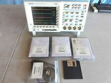 Tektronix Tds3034 300mhz Dpo Color With4x 300mhz Probes Amp Fft Adv Trig Tested
