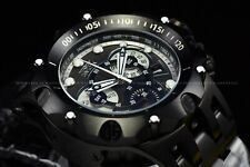Invicta Men's 51mm Hybrid VENOM Swiss Chronograph Triple Black 500M Diver Watch
