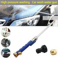 Hydro Jet High Pressure Power Washer Water Spray Gun Attachment Nozzle Wand V7M1