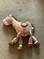 "24"" Large Bullseye Horse Disney Toy Story Soft Plush Toy Disney Store"