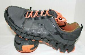REEBOK ZIGWILD TR2 Athletic Black/Gray Trainer Sneakers Size 13 M