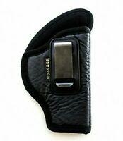 For Glock 42 G42 (.380) Inside Waistband IWB Concealed Carry Gun Holster