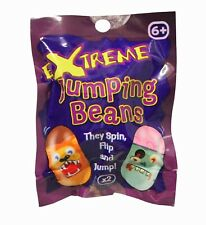 Glow in the Dark Jumping Beans giocattolo Ragazzi Ragazze Natale Natale Stocking Filler