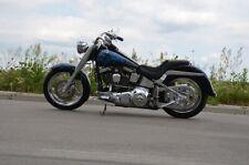Harley-Davidson FLSTF Softail Fat Boy 1998 Umbau EVO Motor  einzigartig WIE NEU