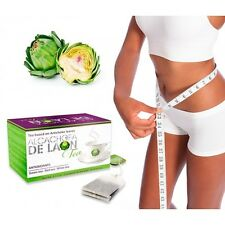 TE DE ALCACHOFA DE LAON-TEA  ALCACHOFA DE LAON-Antioxidantes- Te Verde - Te Rojo