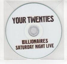 (GN953) Your Twenties, Billionaires - 2009 DJ CD