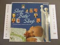 VA SLEEP BABY SLEEP FAMOUS LULLABIES LP DORIS DAY BING CROSBY MARY MARTIN++