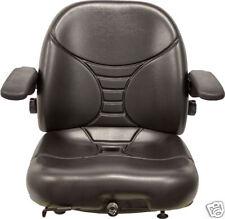 MILSCO V5400 AIR RIDE SEAT HUSTLER,EXMARK,TORO,BOBCAT,DIXI CHOPPER,ZERO TURN #JQ