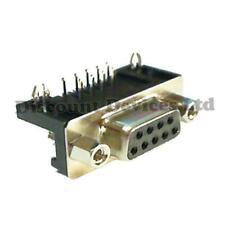 9 PIN D-SUB 2 RIGA DI SERIE CONNETTORE SOCKET PCB
