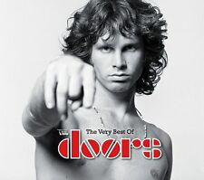 THE DOORS The Very Best Of 2CD BRAND NEW Greatest Hits Jim Morrison