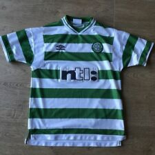 premium selection e14b8 b4890 Umbro Celtic Memorabilia Football Shirts for sale | eBay