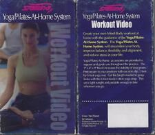 VHS: STAMINA YOGA/PILATES AT-HOME SYSTEM WORKOUT