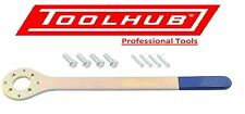 Tool Hub 9761 Crankshaft Pulley Holding Subaru Toyota With Pins Multi-Purpose