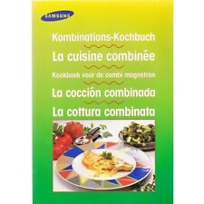LA CUISINE COMBINEE entrées poissons viandes desserts légumes SAMSUNG 1994