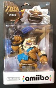 Nintendo Amiibo Figure [ Legend of Zelda Breath of the Wild / Daruk ] NEW