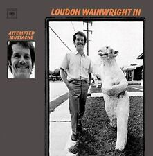 LOUDON WAINWRIGHT III - ATTEMPTED MUSTACHE NEW CD