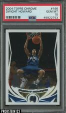 2004-05 Topps Chrome Dwight Howard Orlando Magic RC Rookie PSA 10 GEM MINT