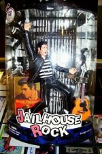 2000 X-Toys Collector Edition Lighted Jailhouse Rock Elvis Presley Action Figure