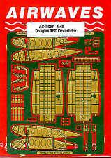 Airwaves 1/48 Douglas TBD Devastator # AEC48097