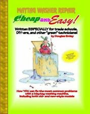 Cheap and Easy! Maytag Washer Repair (Cheap and Easy! Appliance Repair-ExLibrary