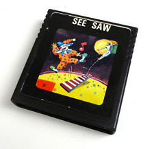 Atari 2600 Spiel -- Taiwan - SEE SAW -- Game Jeux Cart Giocchi