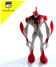 """2010 Ben 10 Ultimate Alien ~ WAY BIG ~ 4"""" Action Figure"""