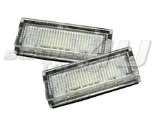 18 SMD LED module d'éclairage de plaque BMW E46 Berline 98-03 écolabel