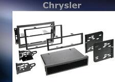 DODGE Charger 20 55011 2-DIN Radioblende für CHRYSLER 300C 2005-07; Aspen 2007