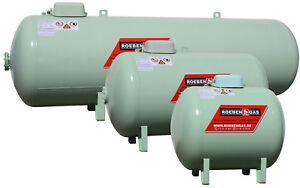 Flüssiggastank oberirdisch 1,2 tonnen 2700 liter inkl. Aufstellung und Prüfung