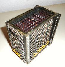 Núcleo de memoria IBM 1410 Print buffer ferritas magnetic core memory 1962