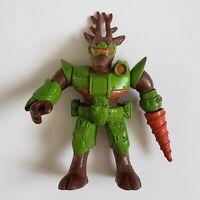 Battle Beasts Action Figure Deer Stalker #2 1987 Original