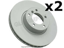 BMW E39 (2000-2003) Brake Disc (324 X 30 mm) Front Left and Right (2) ZIMMERMANN