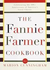 Marion Cunningham, hardcover THE FANNIE FARMER COOK BOOK 13th ed