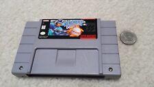 SNES Super Nintendo, Ken Griffey Jr's Winning Run game cartridge