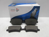 REAR BRAKE PADS FIT VOLVO	XC60 2008-2016 2.0 2.4 3.2 D3 D5 T5 T6 T D AWD ESTATE