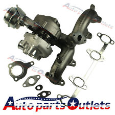CAST IRON MANIFOLD+TURBO CHARGER+WASTEGATE FOR VW/AUDI 1.9T TDI GT1749V K04 new