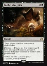 MTG-1x-NM-Mint, English-To the Slaughter - Foil-Shadows Over Innistrad
