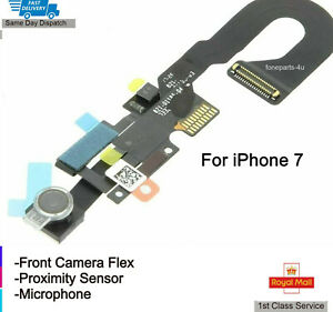 For IPhone 7 Front Camera, Sensor & Siri Microphone Flex Cable Part Replacement