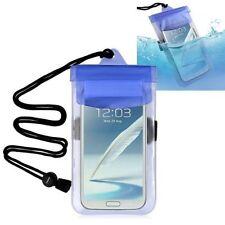 Fundas y carcasas calcetines de color principal azul para teléfonos móviles y PDAs