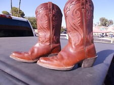 Used ARIAT Western Cowboy Boots Men's 7 1/2 B