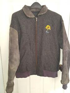 Trisha Yearwood On Tour 1994 Crew Sz M Varsity Jacket