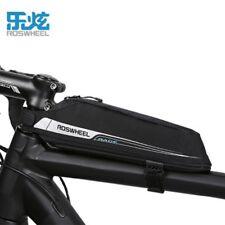 ROSWHEEL 0.4L Bike Bicycle Bag cycling Top Tube Bag Bike Front Beam Road Bag