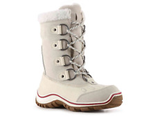New in Box Pajar Womens Alina Boot White/Ice Winter Boots Sz 37 EU/6-6.5 M US
